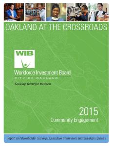 Oakland WIB